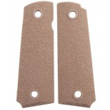 SHARKSKIN Grips 1911 - Tan