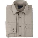 5.11 Tactical Shirt - Long Sleeve, Cotton (72157)