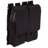 5.11 Stacked Double Mag Pouch w/cover (58706)
