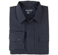 5.11 Taclite TDU Long Sleeve Shirt - Poly/Cotton Ripstop (72054)