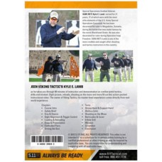 5.11 Tactical Pistol Training 1.5 DVD (58880)