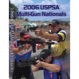 Double Alpha 2006 USPSA Multi-Gun Nationals (DVD)