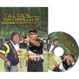 Double Alpha Tactics of the 2007 USPSA Open / L10 Nationals (DVD)