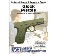 American Gunsmithing Institute Glock Pistols (DVD)