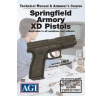 American Gunsmithing Institute Springfield XD / HS2000 (DVD)