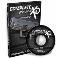 Complete Springfield XD / HS2000 Disassembly/Reassembly (DVD)