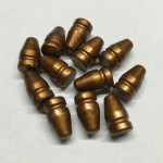 Double Alpha Precision 9mm 125GN CN BB (500)