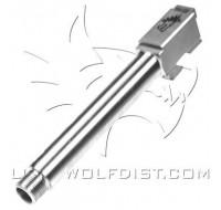 Lone Wolf Barrel M/31 .357 SIG Threaded 1/2 x 28 (128mm)