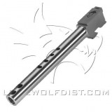 Lone Wolf Barrel M/34 9mm 6 Port