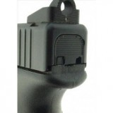 Lone Wolf Slide Cover Plate Black (SCP5)