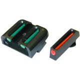 TruGlo Fibre Optic Brite-Site Sight Set Glock 17 (TRU-131G1)