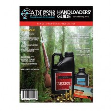ADI Reloading Manual (BK-ADI) 9th Edition