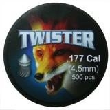 EXP Twister .177 cal Pellets (500)