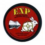 EXP Hunting .177 cal Pellets (500)