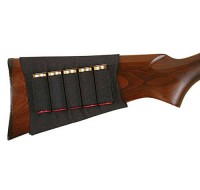 Allen Shotgun Butt Stock 5 Round Shell Holder