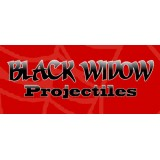Black Widow Projectiles 38 / 357 158GN RNFP (500)