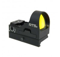 C-MORE RTS2R - Mini Red Dot Sight w/Rail Mount