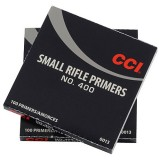 CCI Small Rifle Primers #400 (1000)