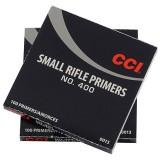 CCI Small Rifle Primers #400 (1000)
