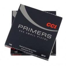 CCI Small Pistol Primers #500 (1000)