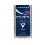 CCI Ammunition Stinger 22 Long Rifle 32GN Copper Plate Hollow Point (50)