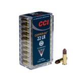 CCI Ammunition 22 Copper 21GN Hollow Point (50)