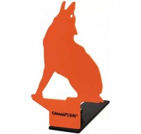 Champion Howling Coyote 22LR Auto Reset Target