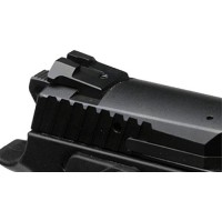 CZ CUSTOM HTAC Tactical Rear Sight Black P-07 / P-09