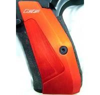 CZ Long Aluminium Skateboard Grips 75 / 85 / SP-01 - Red