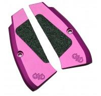 CZ Custom Long Aluminium Skateboard Grips 75 / 85 / SP-01 - Purple