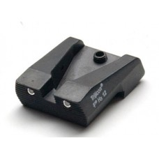 CZ CUSTOM Shadow Combat II Rear Sight Trijicon Tritium Inserts