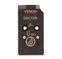CZ Shadow 2 Optics Ready Mounting Plate - Vortex Venom / Viper / Docter Optic