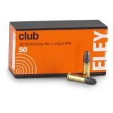 ELEY 22LR Club Ammunition (50)