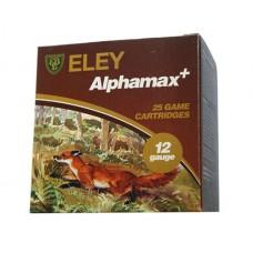 ELEY Alphamax+ 12 Gauge 32GR 2 Shot 1312FPS (25)