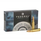 Federal Power-Shok Ammunition 8x57mm JS Mauser (8mm Mauser) 170 Grain SP (20)