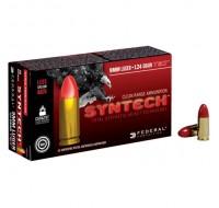 Federal American Eagle Ammunition 9MM 124GN TSJ Syntech Jacket (50)
