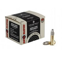 Federal Ammunition 22 Long Rifle 40GN Automatch (325)