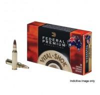 Federal Ammunition 22-250 Rem 52GN Speer HP(20)