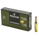 Fiocchi 308 WIN 150GN SP (20)
