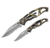 Gerber Mossy Oak Paraframe Knife Combo