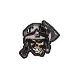 Hardcore Hardware Australia Morale Patch 2014 Skull