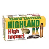 Highland 22LR 36GN RX High Velocity Deep Hollow Point (50)