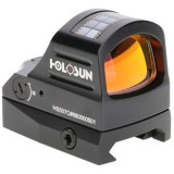 Holosun Micro Red Dot System 2MOA Dot & 32MOA Ring HS507C