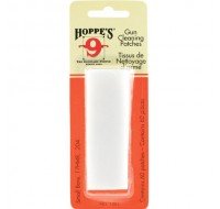Hoppes No. 9 Gun Cleaning Patches 17HMR / .204 (60)