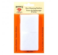 Hoppes No. 9 Gun Cleaning Patches .38 - .45 - .410 - 20 Gauge (40)