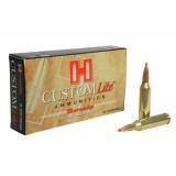 Hornady Custom Lite Ammunition 243 Winchester 87 Grain SST (20)