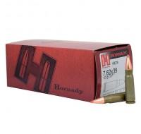 Hornady Ammunition 7.62x39mm 123 Grain SST Steel Case (50)