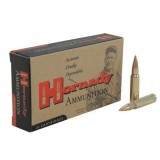 Hornady Match Ammunition 6.8mm Remington SPC 110 Grain HPBT (20)