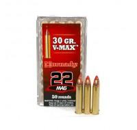 Hornady Ammunition 22 WMR 30 Grain V-Max (50)