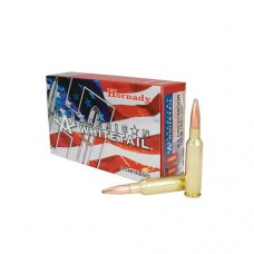 Hornady Ammunition 6.5 Creedmore 129 Grain SP AW (20)